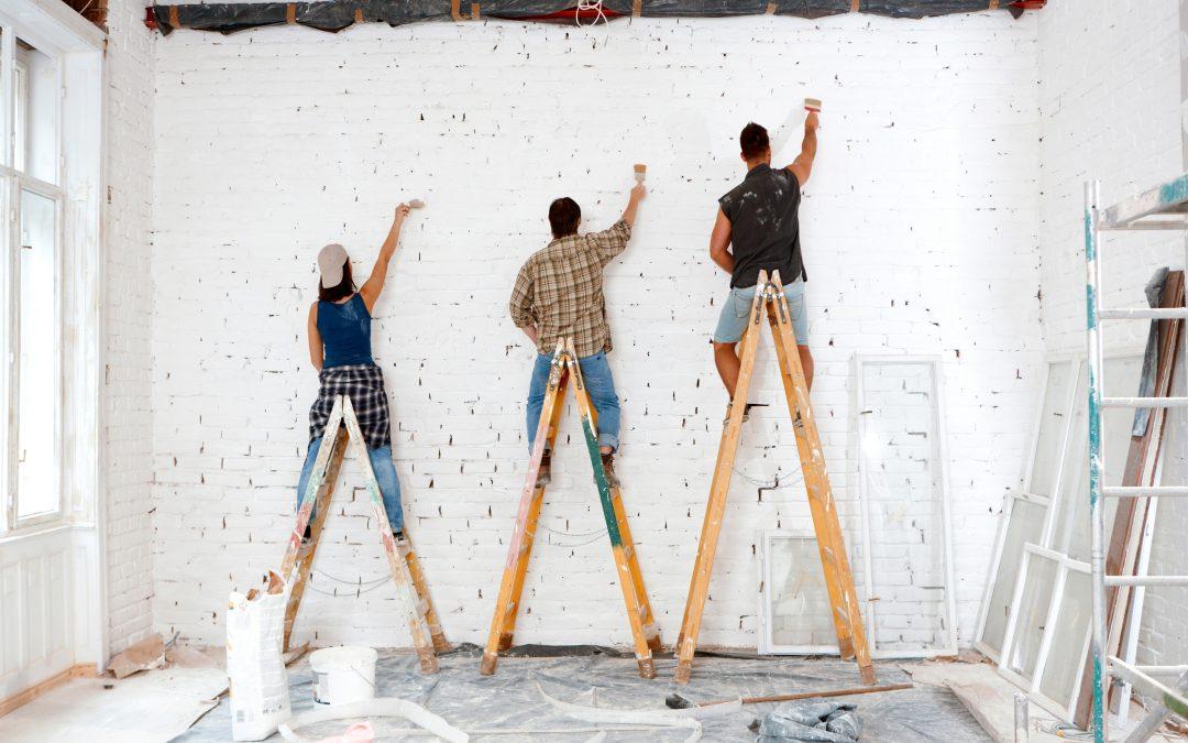 Cum să pregătești peretele pentru o zugrăvire perfectă