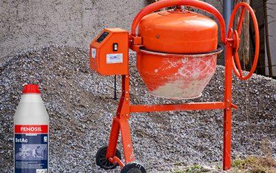 Cum să ferești mortarul de îngheț daca ai de turnat beton iarna